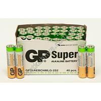 392 ( Батарейки GP SUPER микро (уп. 40 шт.))
