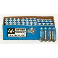 392 ( Батарейки PANASONIC пальчиковые (уп. 60 шт.))