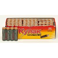 392 ( Батарейки КУЛАК пальчиковые (уп. 60 шт)