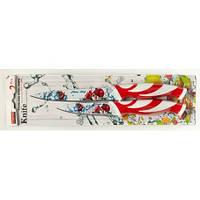 17031 ( Набор металокерамических ножей 2шт)