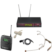 Радио-микрофон EW122G2 SENNHEISER наголовный