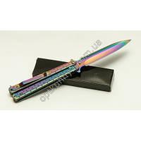 24011 ( Нож раскладной бабочка)