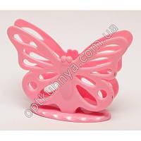 24492 ( Салфетница пластик в виде бабочка)