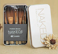 Набор кистей для макияжа 12 штук Naked 3 Urban Dekay