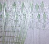 "Декоративный комплект комбинация со шторами-нитями ""Кисея""  3,м*2,5м. Код 029дк (177-033) е806, фото 4"