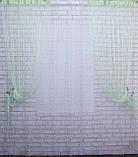 """Декоративний комплект комбінація зі шторами-нитками """"Серпанок"""" 3,м*2,5 м. Код 029дк (109-033) е809, фото 3"""