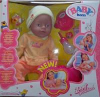 """Пупс """"Baby Born"""" 058-7 функциональный"""