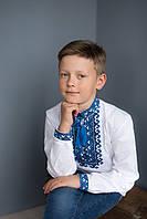 Дитяча сорочка для хлопчика Миколка