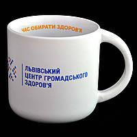 Печать на чашках от 20 шт
