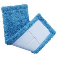 Запаска МОТ Синяя 42см из микрофибры Mix EF1902