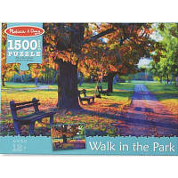 Пазл Melissa&Doug Прогулка в парке, 1500 элементов (MD9093)