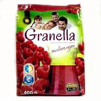 Гранулированный чай с ароматом малины Granella 400гр. (Польша)