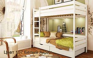 Купить двухъярусную кровать в интернет-магазине Vito