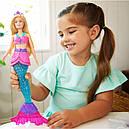 Кукла Барби Дримтопия русалочка Невероятные цвета слайм Barbie Dreamtopia Slime, фото 4