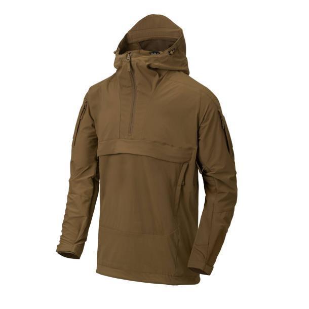 Курточка Helikon Mistral Anorak Brown коричневый (KU-MSL-NL-60)