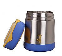 Термос для їжі дитячий THERMOS STAINLESS STEEL FOOD FLASK Blue 290 МЛ (1130110