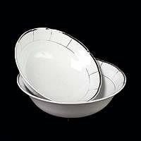 Салатник круглый 24 см Menuet Thun 72248-24-1-С
