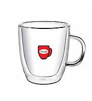 Набор чашек с двойными стенками 6 шт 230 мл Con Brio CB-8423