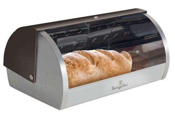 Хлебница серии Carbon Metallic Line Berlinger Haus BH-1350