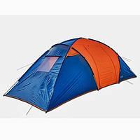 Палатка двухслойная шестиместная Coleman 1002
