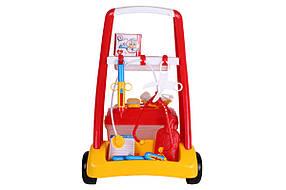 """Детский игровой набор """"Маленький доктор ТехноК"""" / Игровые пластиковые наборы для детей"""
