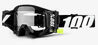 Мото окуляри 100% STRATA Goggle Outlaw FORECAST - Clear Lens