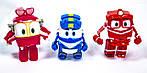 Игрушка Robot Trains 6 героев BL1900 микс оптом, фото 2