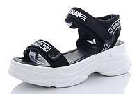 Женские спортивные босоножки сандалии на высокой платформе