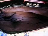 Женская Сумочка клатч ZARA  2 в 1 через плечо + круглый кошелёк., фото 2