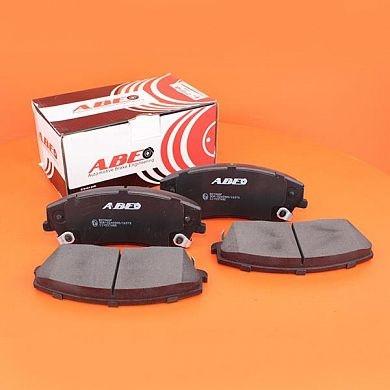 Колодки тормозные передние Geely EX7