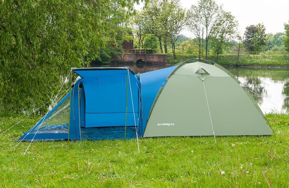 Туристическая Палатка 4-х местная Acamper Soliter 4