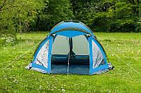 Туристическая Палатка 4-х местная Acamper Soliter 4, фото 4