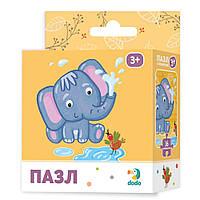 Пазлы Слонёнок 16 элементов Додо