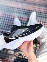 Женские кроссовки Nike Vista Lite (черно-белые) 2203
