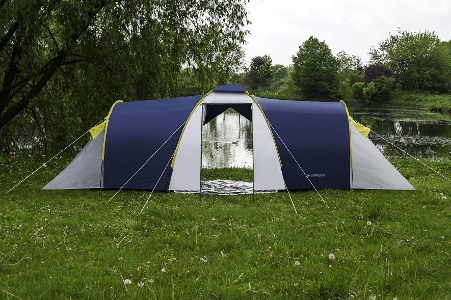 Туристическая Палатка 6-ти местная Nadir 6, 3500 мм,