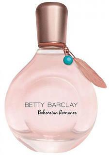 Оригинал Betty Barclay Bohemian Romance 20ml Туалетная вода Женская Бетти Барклай Богемский Роман
