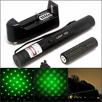 Лазерная указка Green Laser 303