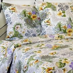 Комплект постельного белья от украинского производителя сатин Шик Евро