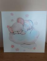 👍Благодарим Наталью Б. за милую мышку!😍🖼️