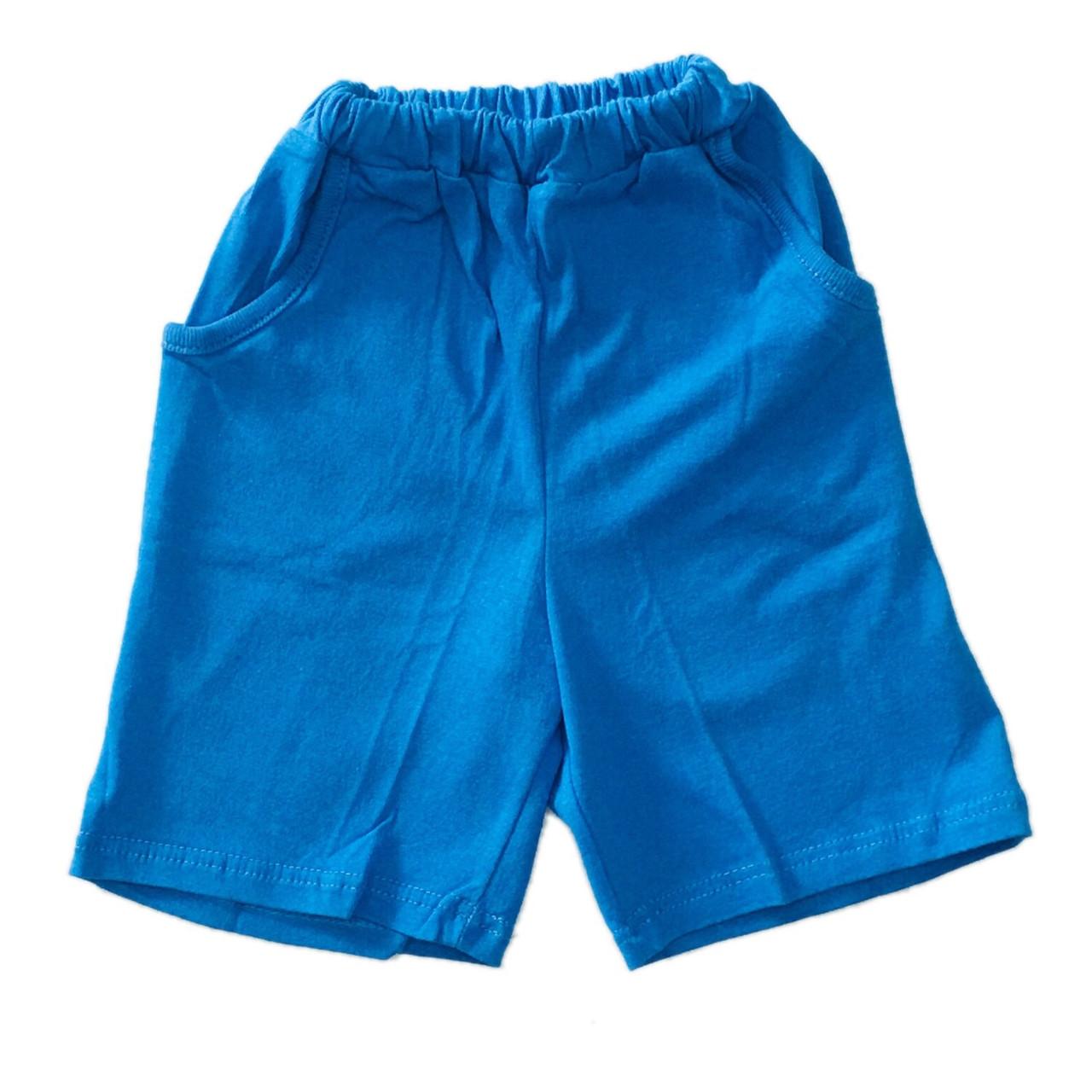 Детские шорты бриджи для мальчика, 110см