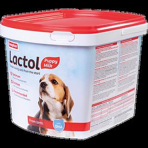 Сухое молоко для щенков Beaphar LACTOL 1 кг