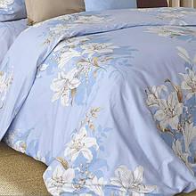 Комплект постельного белья от украинского производителя сатин Скарлет Семейный