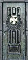 Входная дверь Cottage Круг уличная