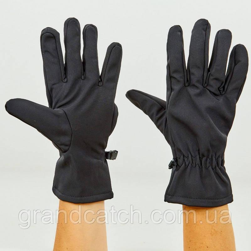 Перчатки Soft Shell Черные