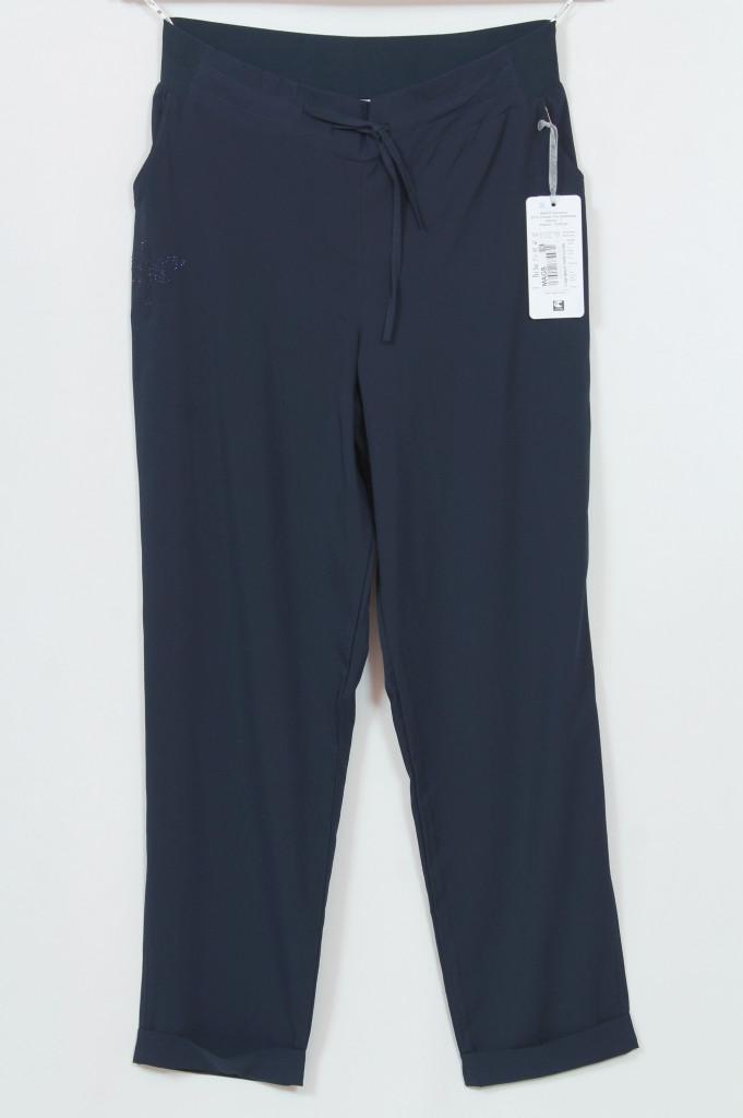 Турецькі жіночі літні брюки з вилогами, розміри 48-64