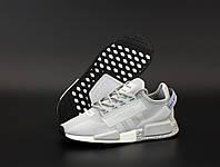 """Кроссовки мужские Adidas NMD R1  """"Серые"""" адидас нмд р. 41-45"""