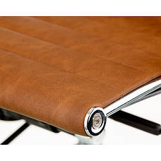 Кресло Special4You Solano artleather light-brown (E5777), фото 2