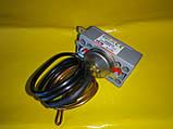 Защита от перегрева воды ( отсекатель , аварийка ) 95°С / 20 А / 250 В. для бойлеров, фото 4