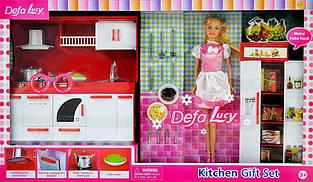 Детская кукня для кукол Defa Lusy 8085
