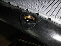 Радиатор охлаждения LRc 04100b алюминиево-паянный на Таврию. Радиатор охлаждения Славута / Лузар, SPORT